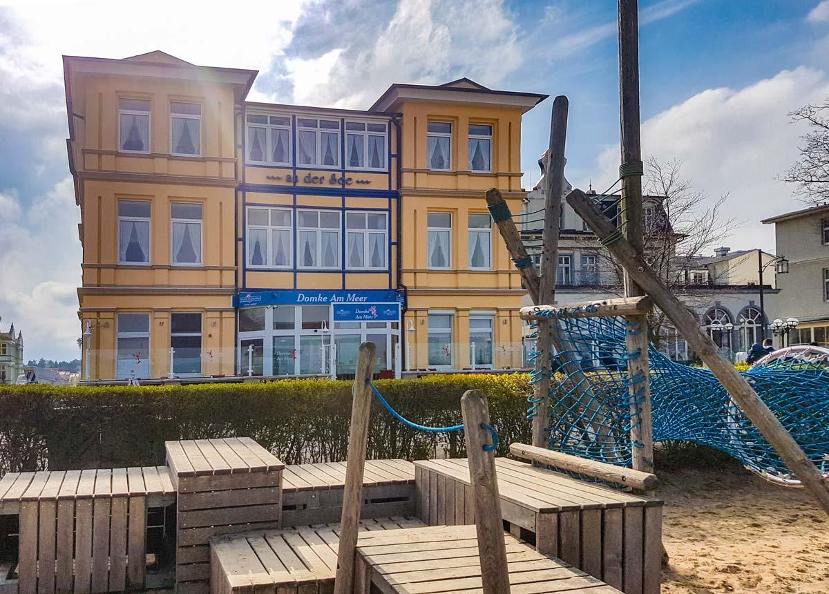 """Hotel Domke """"An der See"""""""